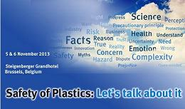 safety of plastics 2 event header
