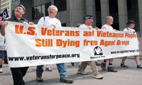 vietnam veterans agent orange