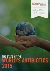 antibiotics report cover