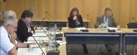 bedford council fluoridation hearing